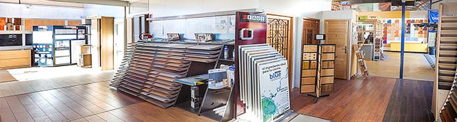 Carpintería Alicante Maderas Grupo Baldó Interior tienda